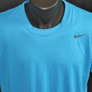 Nike Dri-Fit Performance Athletic Crew L Excellent